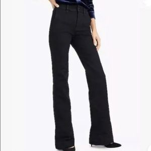 New J. Crew High Waisted Wide Leg Jeans #K5227